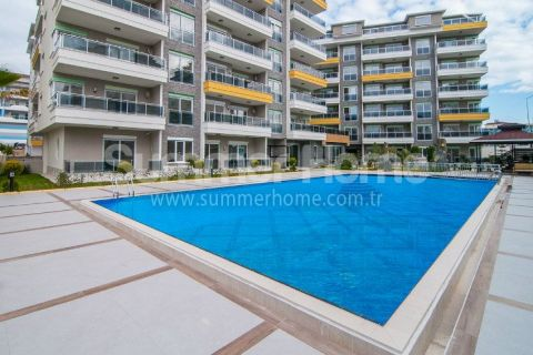 Daisy Residence 1-Bedroom Apartments in Alanya - 7
