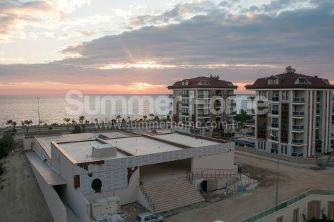 Квартиры 1+1  в комплексе у моря в Кестель - Фотографии комнат - 40