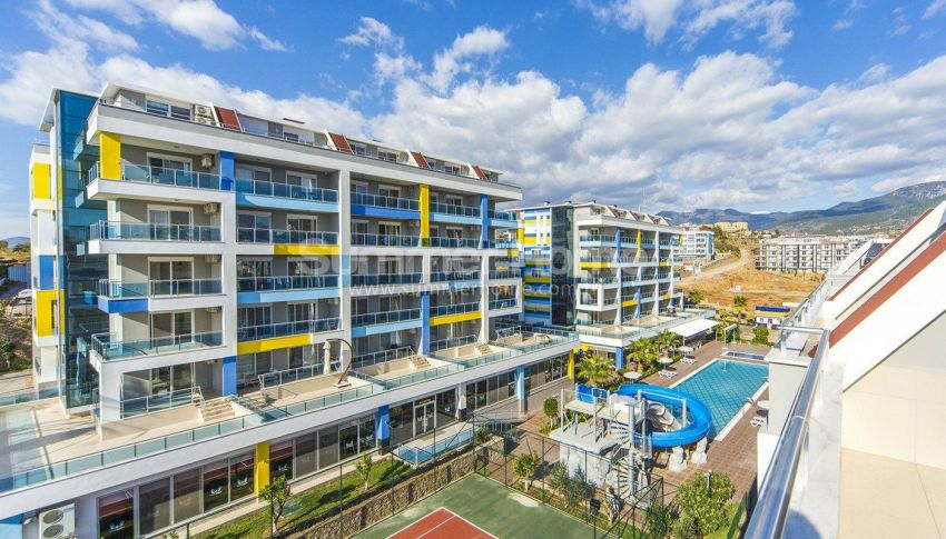 阿拉尼亚的二居室双层复式公寓,邻近大海 general - 7