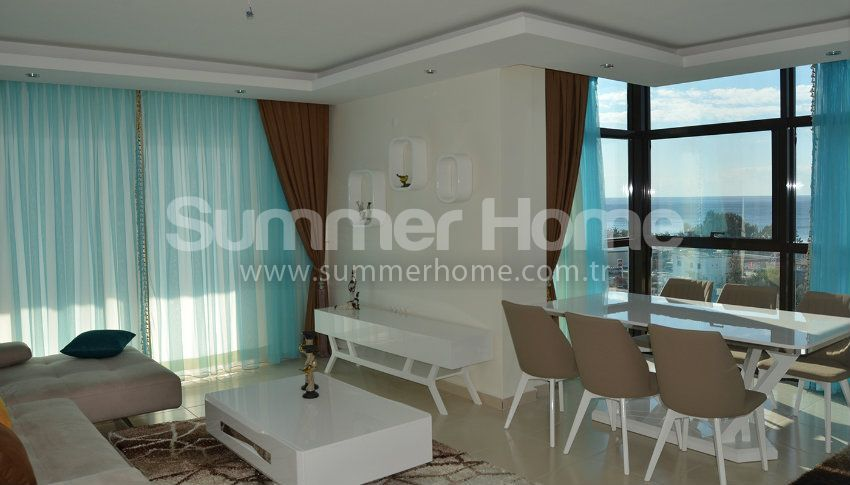 阿拉尼亚的二居室双层复式公寓,邻近大海 interior - 44