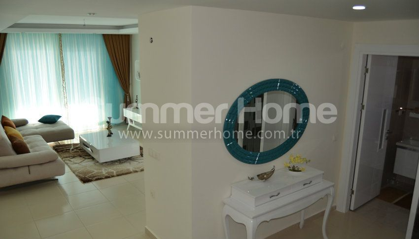 阿拉尼亚的二居室双层复式公寓,邻近大海 interior - 50