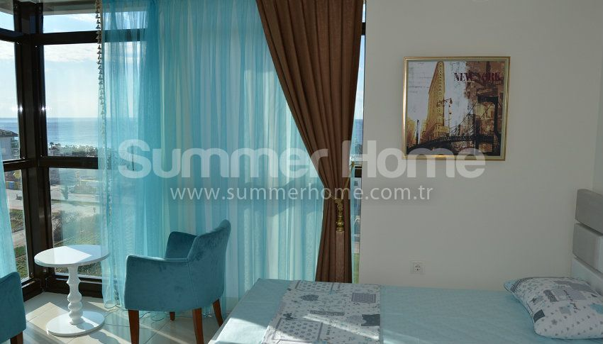 阿拉尼亚的二居室双层复式公寓,邻近大海 interior - 56