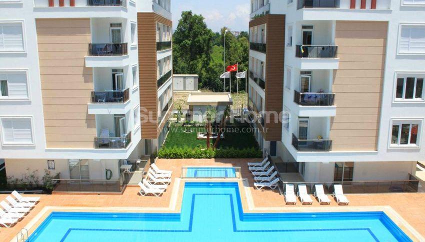 安塔利亚热门地区的宽敞公寓,邻近海滩 general - 2