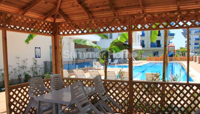 安塔利亚热门地区的宽敞公寓,邻近海滩 general - 4