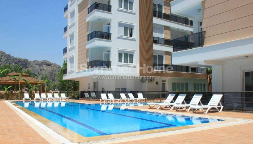 安塔利亚热门地区的宽敞公寓,邻近海滩 general - 5
