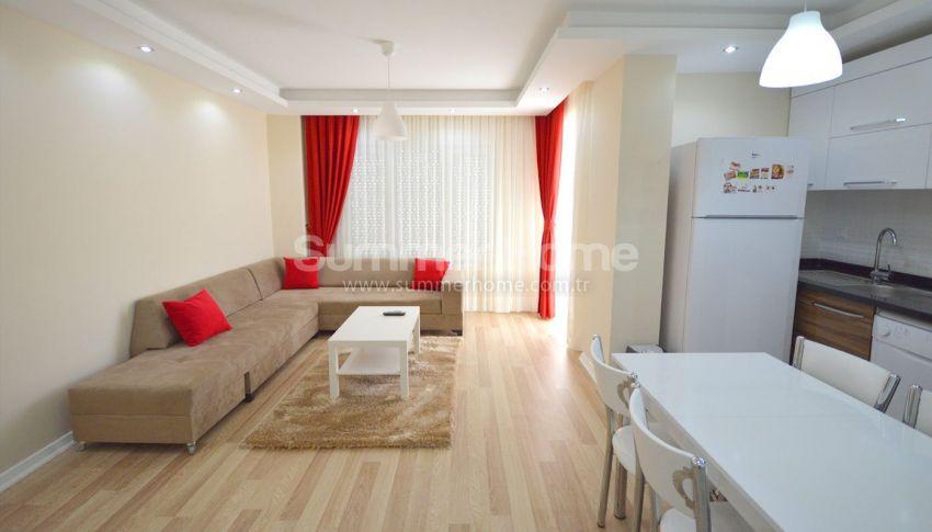 安塔利亚热门地区的宽敞公寓,邻近海滩 interior - 6