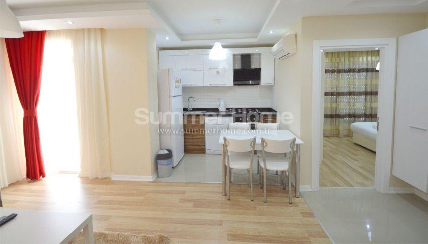 安塔利亚热门地区的宽敞公寓,邻近海滩 interior - 7