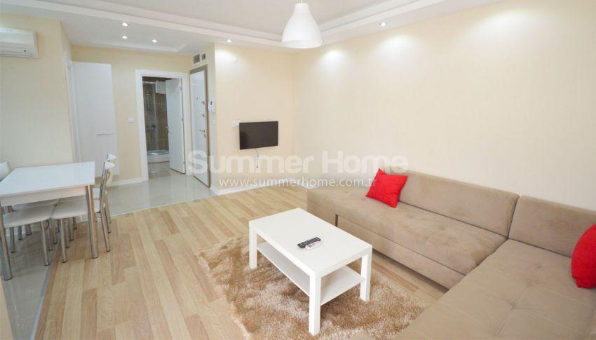 安塔利亚热门地区的宽敞公寓,邻近海滩 interior - 8