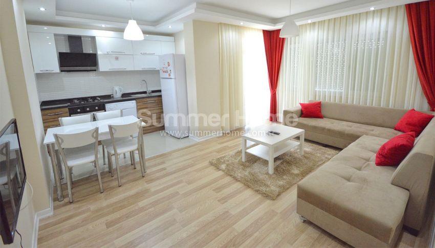 安塔利亚热门地区的宽敞公寓,邻近海滩 interior - 9