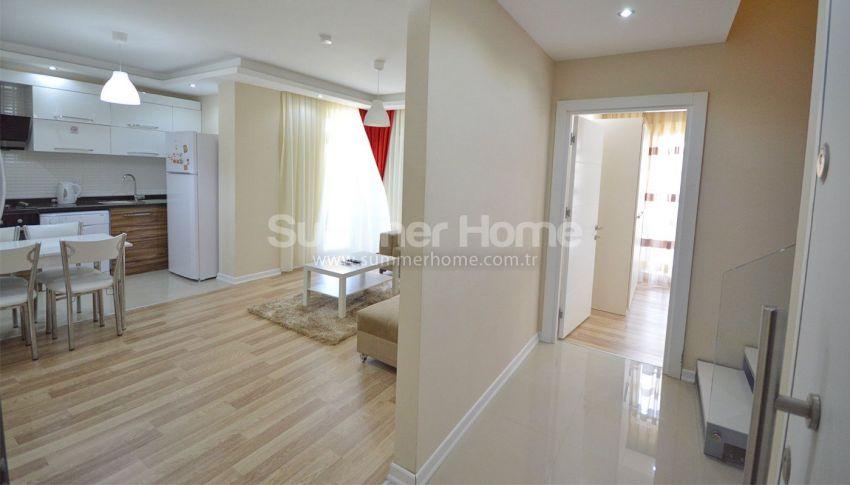 安塔利亚热门地区的宽敞公寓,邻近海滩 interior - 14