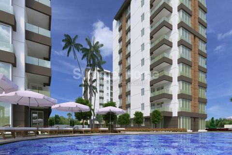 New Modern Complex with Amazing Apartments in Antalya