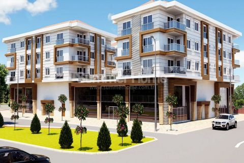 Great Investment Property in New Developing Area in Antalya