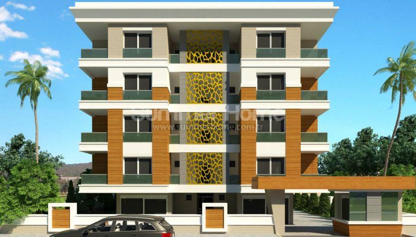 安塔利亚开发区的新公寓 general - 1