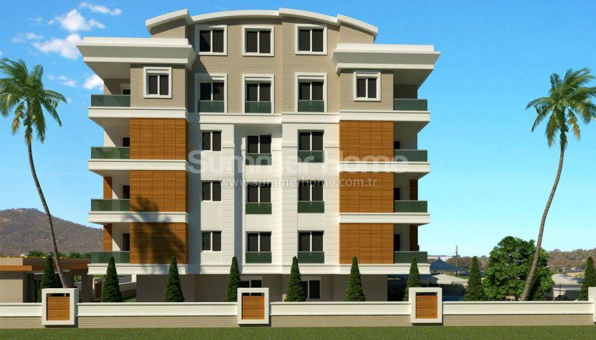 安塔利亚开发区的新公寓 general - 2