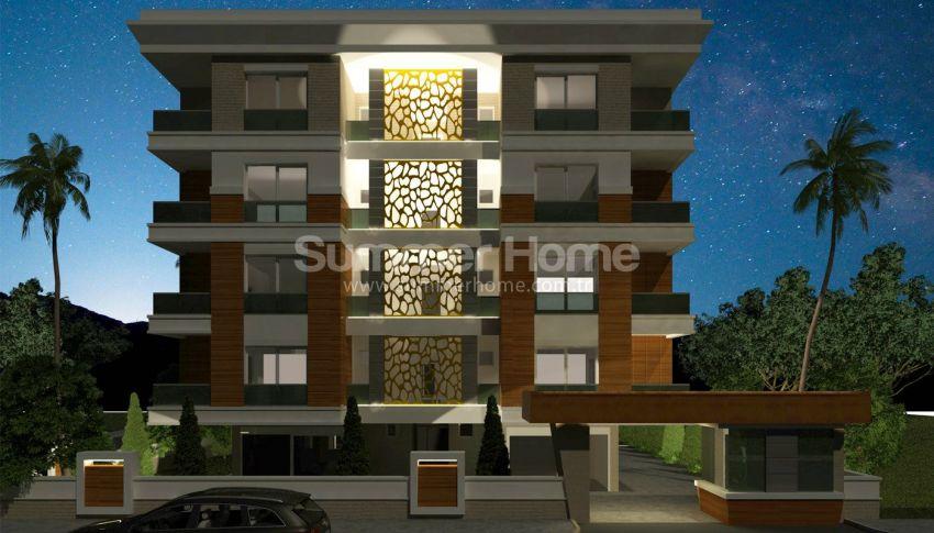 安塔利亚开发区的新公寓 general - 3