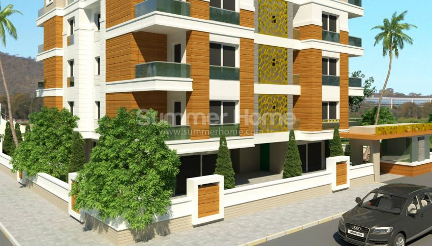 安塔利亚开发区的新公寓 general - 4