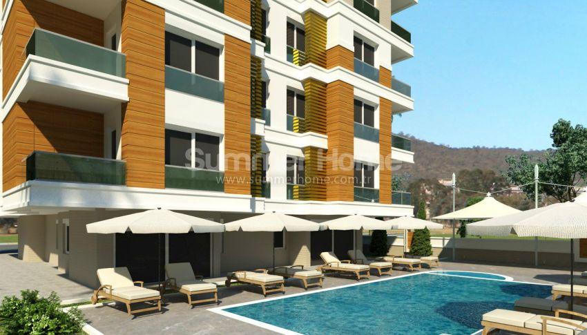 安塔利亚开发区的新公寓 general - 5