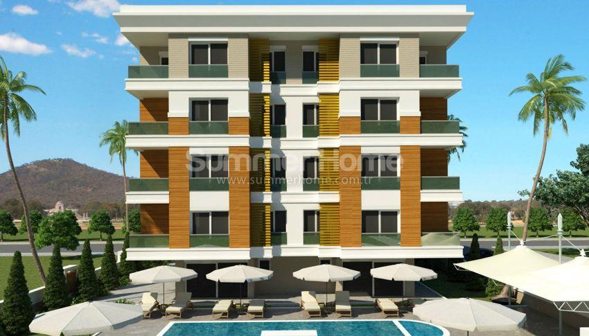 安塔利亚开发区的新公寓 general - 6