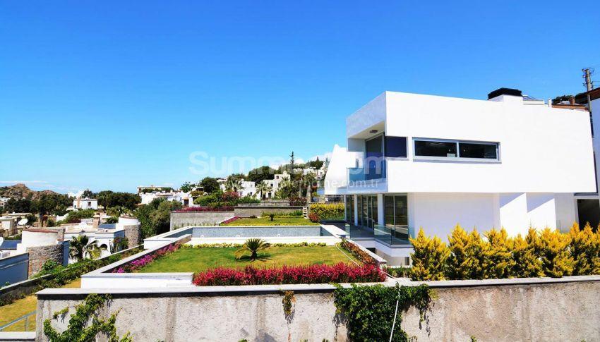 buy ultra modern villa in bodrum. Black Bedroom Furniture Sets. Home Design Ideas