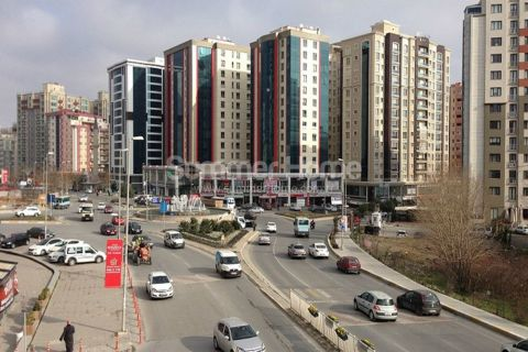 Good Apartments in Newly Developed Area in Istanbul