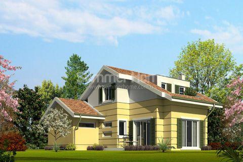 Dobre vybavený komplex domov v časti Sariyer, Istanbul