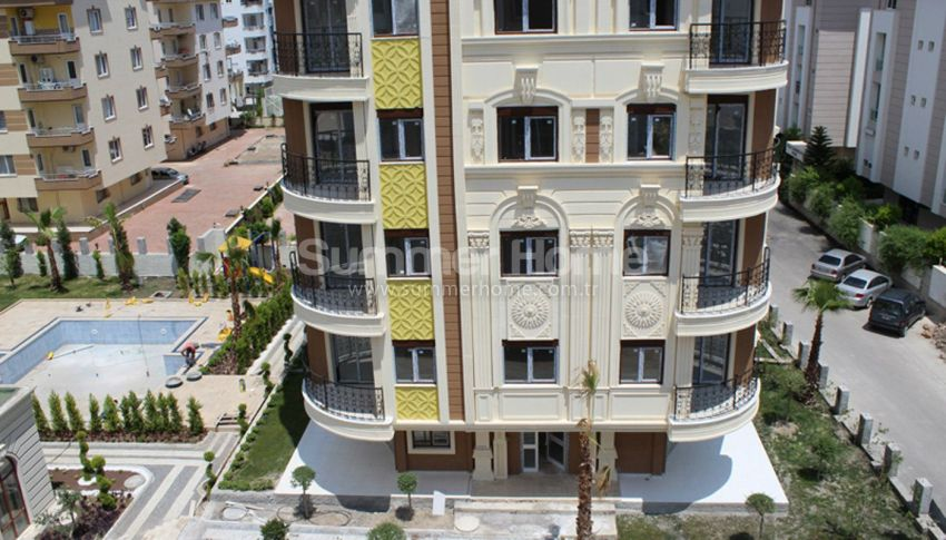 土耳其安塔利亚的特色公寓,价格实惠 general - 14