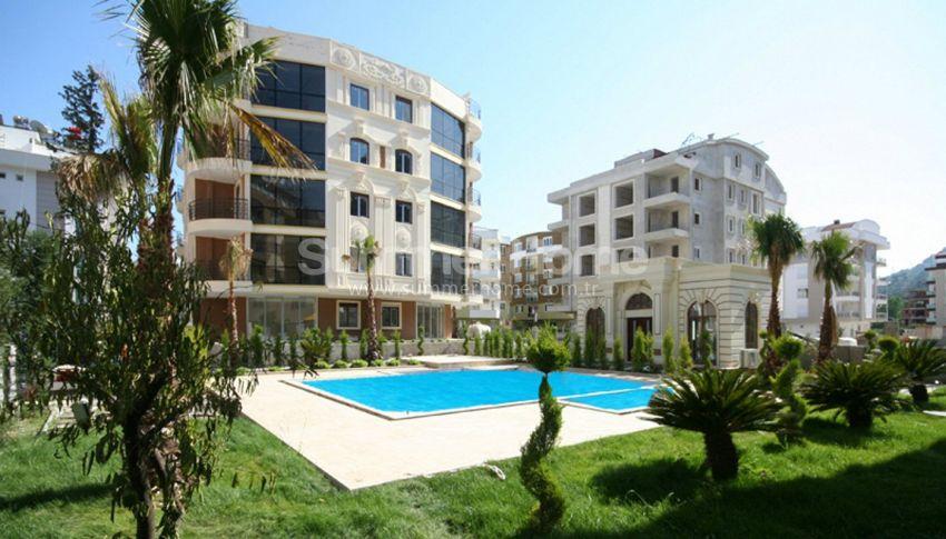 土耳其安塔利亚的特色公寓,价格实惠 general - 15