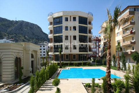 Well-Priced Apartments in Stylish Project in Antalya