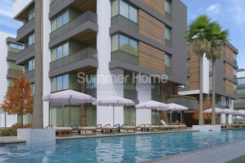 Property in a Nice Area with Luxury Flats in Konyaalti Antalya