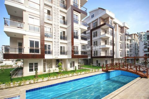 New Apartments in Good Area in Hurma Antalya