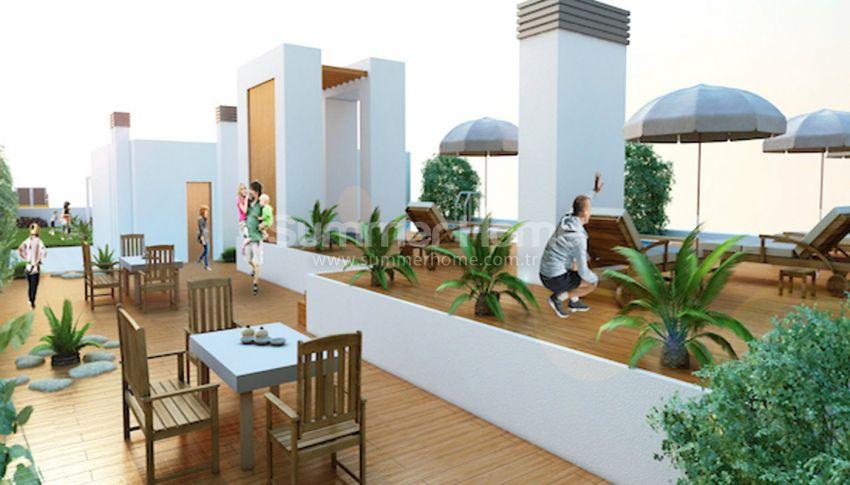 安塔利亚热门地段的现代公寓 general - 3