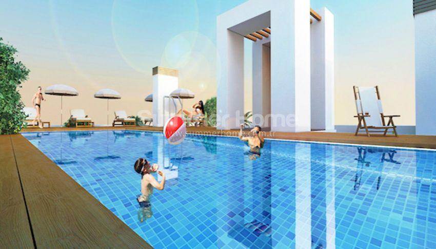 安塔利亚热门地段的现代公寓 general - 4