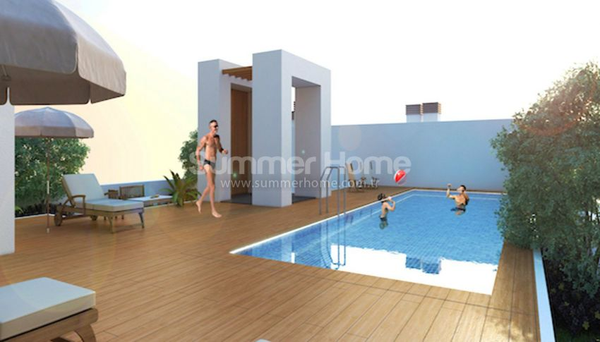 安塔利亚热门地段的现代公寓 general - 6