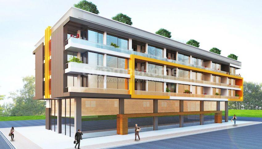 安塔利亚热门地段的现代公寓 general - 7