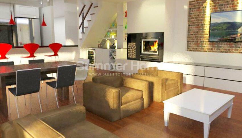 安塔利亚劳拉地区的宽敞精品别墅 interior - 5
