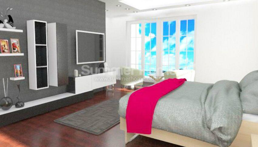 安塔利亚劳拉地区的宽敞精品别墅 interior - 12