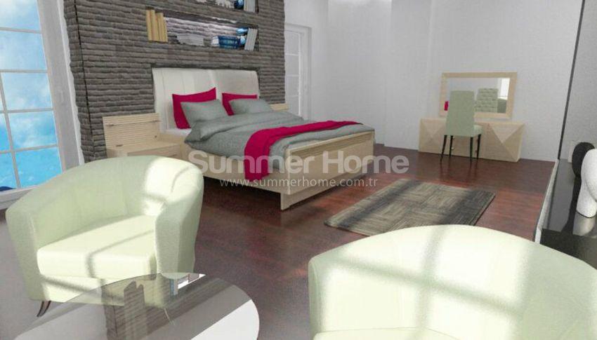 安塔利亚劳拉地区的宽敞精品别墅 interior - 13