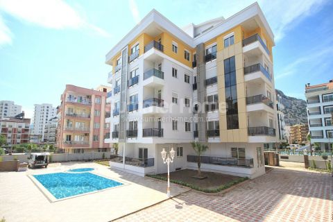 Mountain View Property Close to the Center in Hurma, Antalya