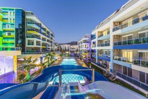 Luxuriöse Wohnung in perfekter Lage in Alanya