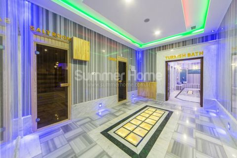Luxurious 1-Bedroom Apartment for Sale in Alanya - Interior Photos - 35