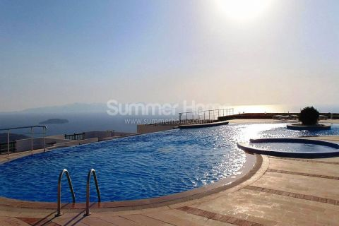 2 Bedroom Apartment with Breathtaking Sea View in Bodrum