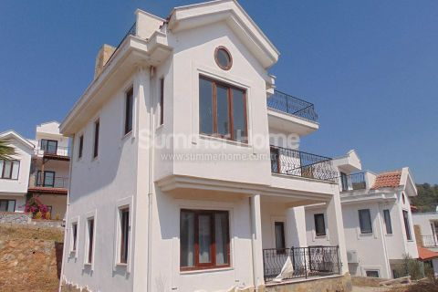Spacious Villa with Garden Close to the Sea in Bodrum