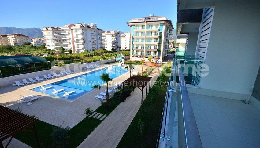 阿拉尼亚凯斯泰尔(Kestel)现代海滨公寓 general - 3