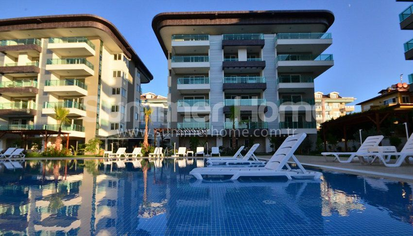 阿拉尼亚凯斯泰尔(Kestel)现代海滨公寓 general - 5