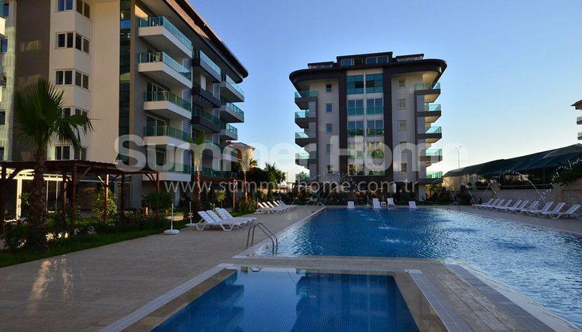 阿拉尼亚凯斯泰尔(Kestel)现代海滨公寓 general - 8