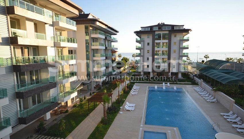 阿拉尼亚凯斯泰尔(Kestel)现代海滨公寓 general - 10