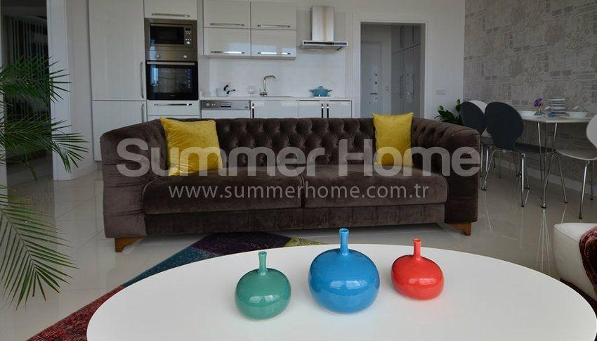 阿拉尼亚凯斯泰尔(Kestel)现代海滨公寓 interior - 11