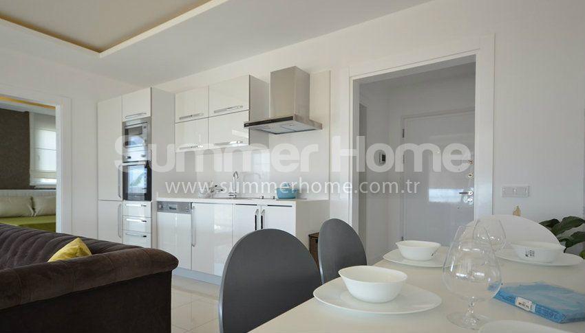 阿拉尼亚凯斯泰尔(Kestel)现代海滨公寓 interior - 12