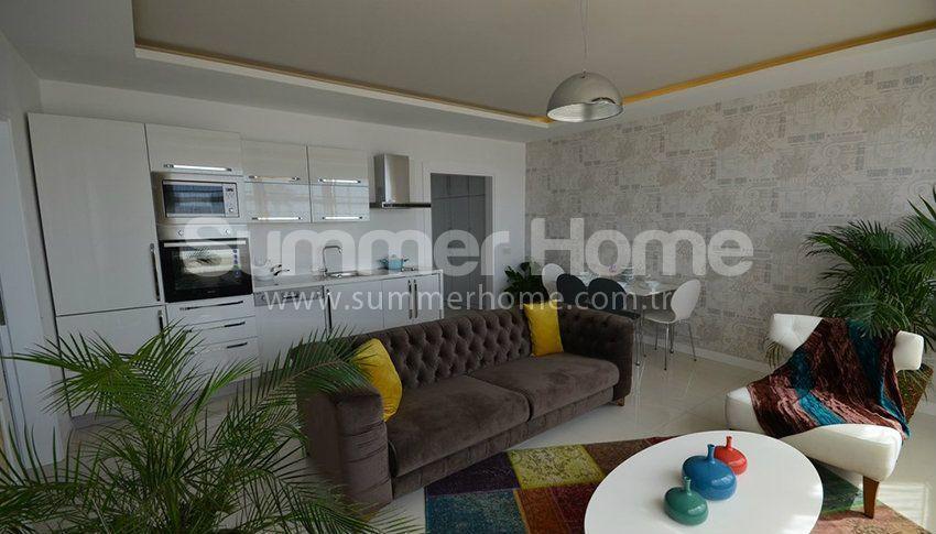 阿拉尼亚凯斯泰尔(Kestel)现代海滨公寓 interior - 13