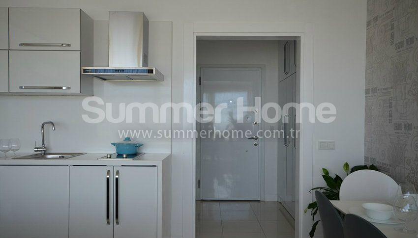 阿拉尼亚凯斯泰尔(Kestel)现代海滨公寓 interior - 14